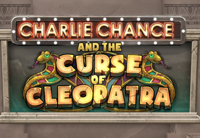Charlie Chance and the Curse of Cleopatra slot